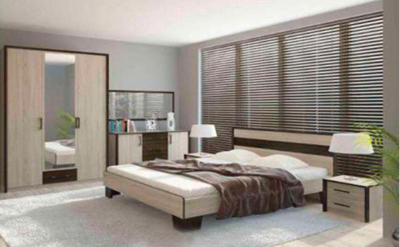 модульная спальня скарлет 3д Maxiwahl самый большой в украине